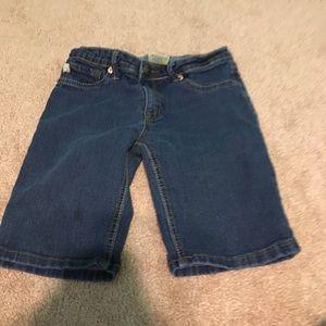 Pants - Girls denim short